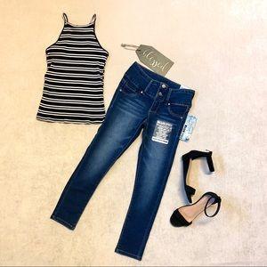 NWT | Blue Spice | dark wash | skinny jeans